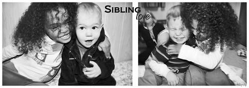 Love Thursday: Sibling Love