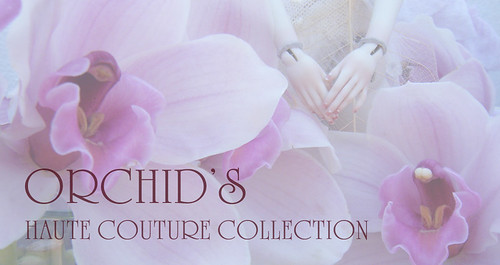 Orchid's Haute Couture Collection