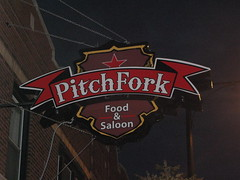 PitchFork Food & Saloon