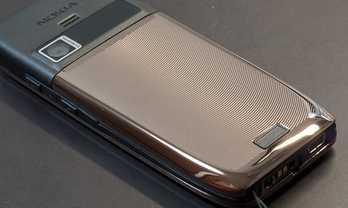 Nokia E51 cover Replace