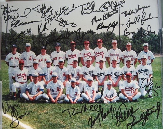 1992 Cape League All-Stars