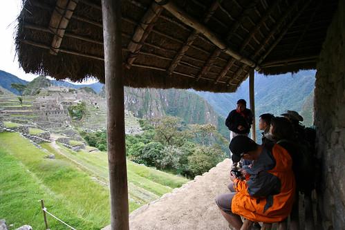 Machu Picchu Lesson