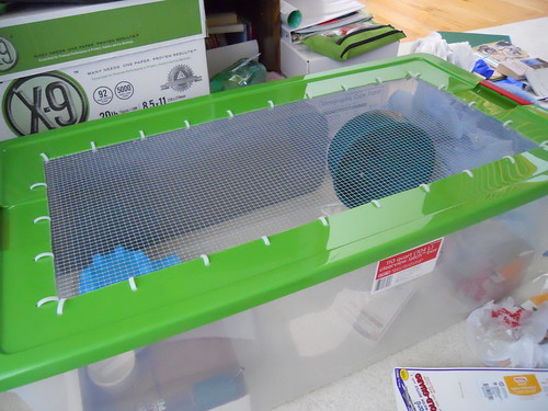 Bin Cage Ventilation Supplies Accessories Hamster Hideout Forum