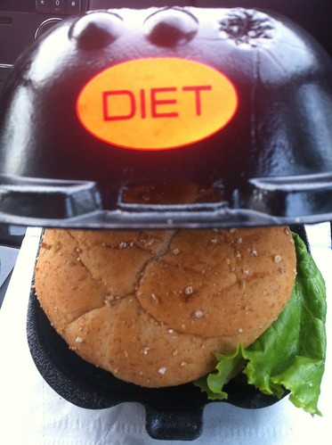 Project 365 - Diet Burger by michaelbaumann