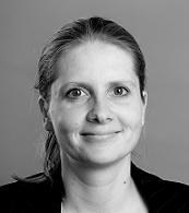 Vicedirektør i ITST, Marie Munk