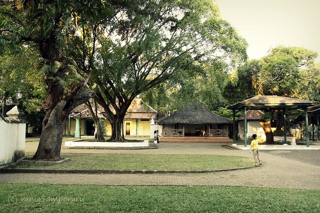 Keraton Kanoman Complex, Cirebon