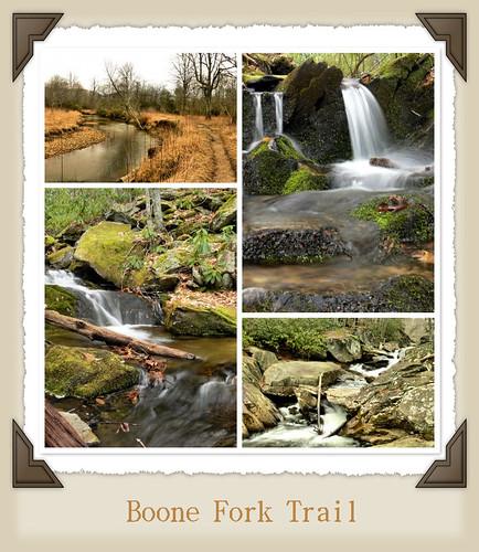 Boone Fork Trail Mosaic