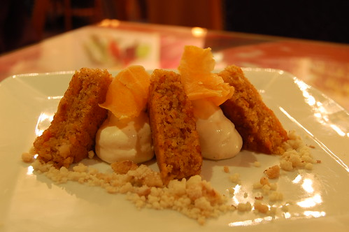 Carrot cake by stu_spivack, on Flickr