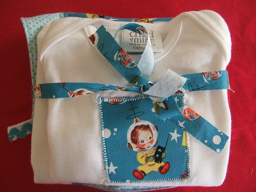 custom twin boy gift set
