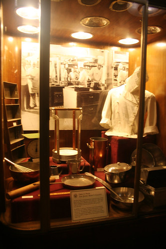 Objects from the Galley
