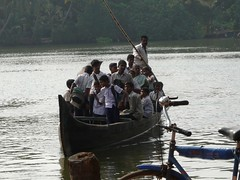 alleppey-kollam backwater cruise (Gorgonzola) Tags: kerala southindia alleppey day1920