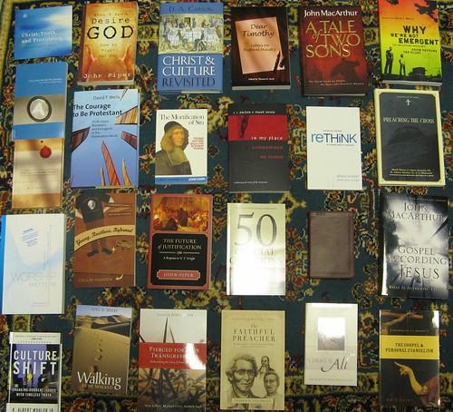 T4G 2008 Books