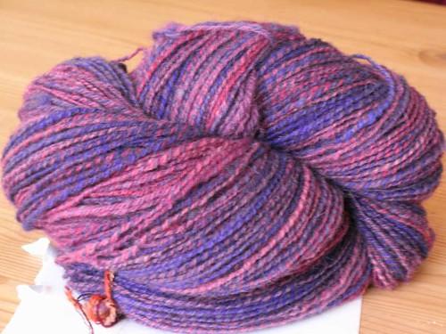 Sockenwolle mit Mohair