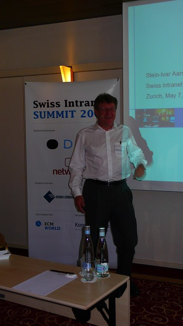 Swiss Intranet SUMMIT