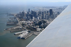 Liberty Belle B-17 Bomber / Aerial () Tags: sf sanfrancisco ca city bridge vacation building tower window architecture skyscraper plane design fly inflight downtown pyramid aircraft altitude wwii centro jet thecity landmark aerial b17 worldwarii baybridge highrise ww2 artdeco pyramids windowview transamerica telegraphhill ornate airforce bb bomber usaf suspensionbridge pyramide flyingfortress transamericapyramid airliner avion d1 b17bomber pirmides windowseat 1933 sfist transamericabuilding  areo saofrancisco libertybelle insidetheplane n390th  b17flyingfortress cabininterior californi ario  onerincon bombgroup 297849 henryhoward interiorcabin  bombardmentgroup