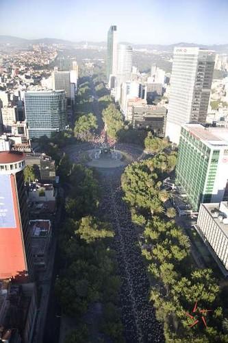 Foto Carrera Bonafont Mexico DF