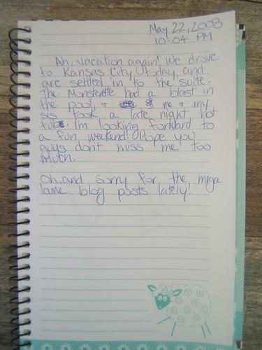May 22nd, 2008