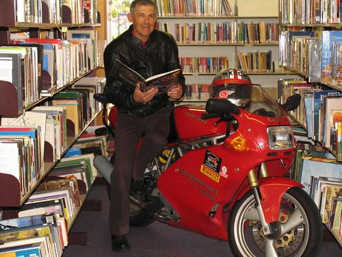 Alan and Ducati