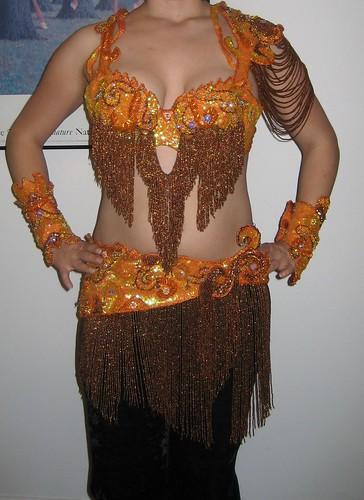 6/5/2008 - Orange Costume