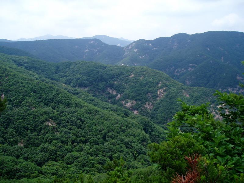 Gyeryongsan Mt.(1)