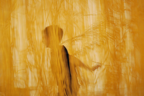 [フリー画像] 人物, 子供, 少年・男の子, 人と風景, イエロー, 201109220500