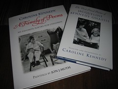 Books compiled by Caroline Kennedy. (10/17/2005)