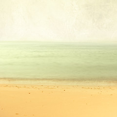 The rule of thirds (IrenaS) Tags: ocean longexposure sea summer abstract beach water stripes calm zen minimalism ruleofthirds rothkoesque