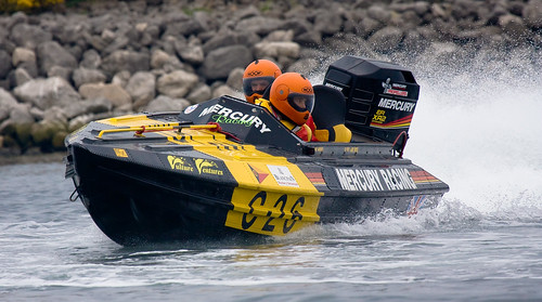 Information About Powerboat Racing