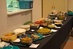dishes (Whistler Whatever) Tags: food toronto animal vegan rights vegetarian potluck tars