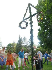 Midsommar in Way Park