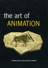 The Art of Animation booklet