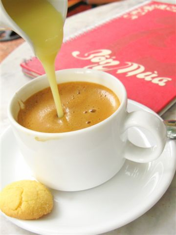 Vietnamese cappuccino