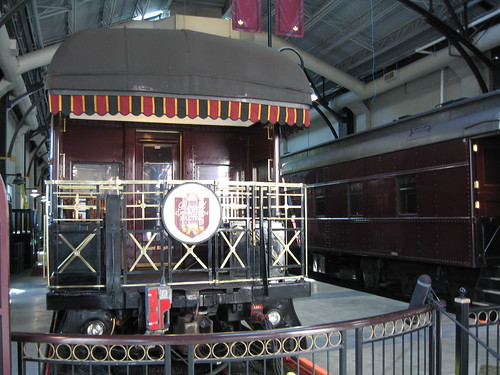 Mount Stephen rail car, Royal Canadian Pacific
