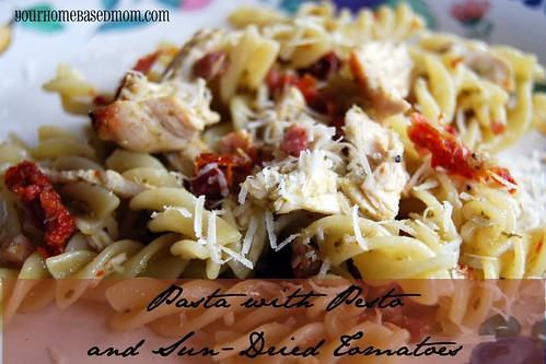 pasta with pesto - Page 100