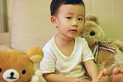 33350014 (ken0915) Tags: baby eos5 ef8518 dnp200