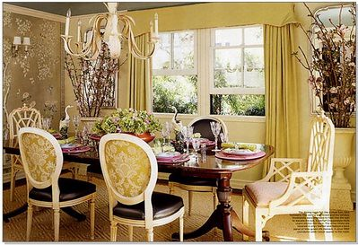 Ruthie Sommers Dining Room, H&G