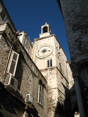 eljezna vrata (kpmst7) Tags: clock gate europe croatia balkans split 2008