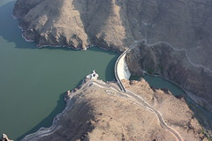The Owyhee Dam, Oregon (GrantcKohler) Tags: water oregon river snake dam the owyhee
