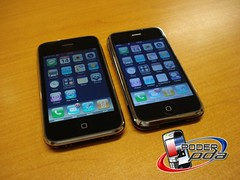 iPhone 3G iPhone 1a Generación