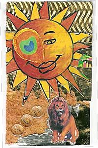 Aurinkoinen (sunny)