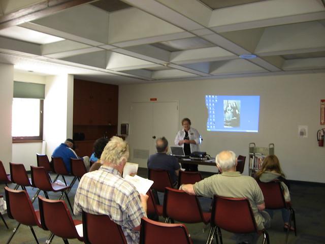 Genealogy Workshop - July 18 2008 by Hayward Public Library