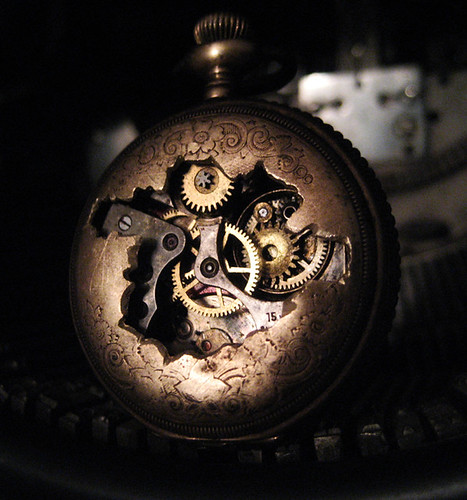 Pocket Watch Thing #10 - Locket of Timeless DOOM