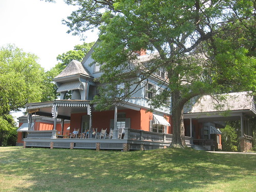 Sagamore Hill - Front View