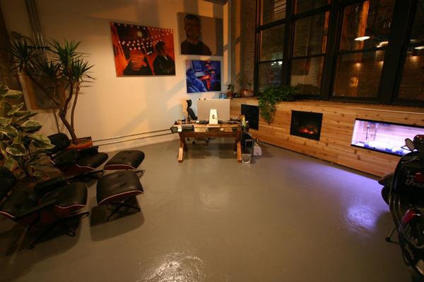 Inspiring Work Environments