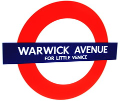 warwick avenue in london