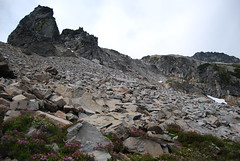Horn and Talus