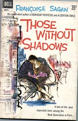 Those Without Shadows (sparkleneely) Tags: paris vintage book paperback beatnik
