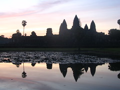 Angkor Wat Sunrise1