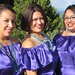 Fiesta Council Members - Teresa Romero, Maria Lopez Garcia and Camilla Romero