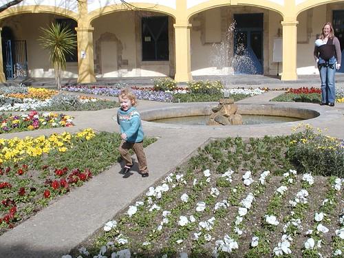 Van Gogh Garden in Arles